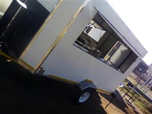 4M MOBILE KITCHEN / FOOD TRAILER FOR SALE