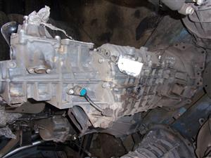 Used Mazda Drifter BT50 3.0 Gearbox for Sale