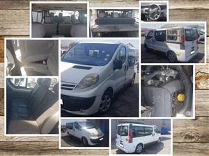 Nissan Primastar stripping for spares.