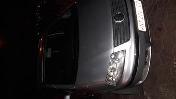 2006 VW Sharan 1.8T