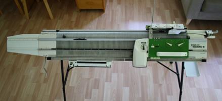 PASSAP DUOMATIC 80 met elektriese motor en toebehore
