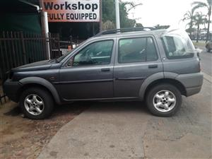 Land Rover Freelander 1 TD4 stripping for spares/parts | Auto Ezi