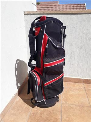 As New Titech golf bag for sale.