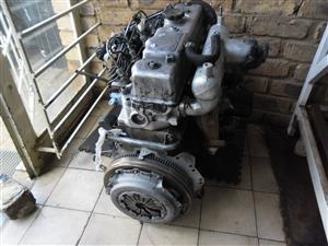 hyundau h100 engine stripping for spares