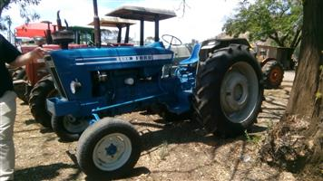 Ford 6600 4X2 Pre-Owned Tractor