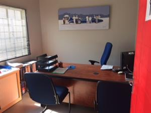 Furnished Offices for Rent in Melrose Area