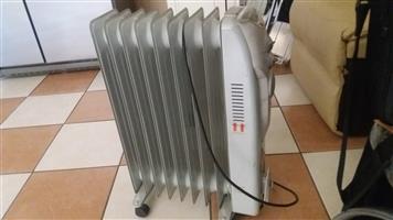 7 fin heater