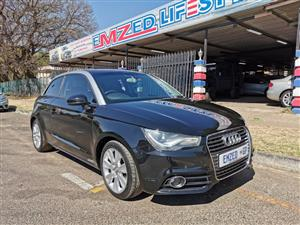 2012 Audi A1 Sportback 1.4T Attraction
