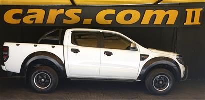 2012 Ford Ranger double cab RANGER 2.2TDCi XL PLUS 4X4 P/U D/C