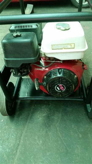 Honda 13.0 generator 7kva 230Volt 30Amp with Zanardi welder 200Amp
