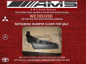 MITSUBISHI BUMPER SLIDER