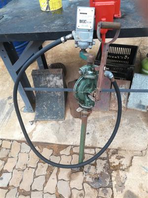 tokheim diesel  pump