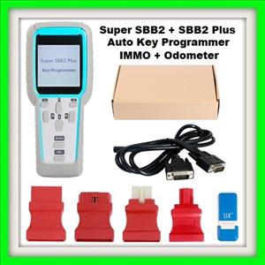 Key Programmer / IMMO : Super SBB2 + SBB2 Plus Auto Supports Odometer OBD Software