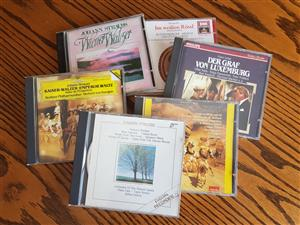 German Classic CD's (R10 each)