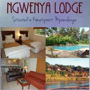 Ngwenya Lodge (22 - 29 June ~ School Holidays)