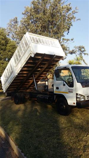 5 Ton Truck to hire