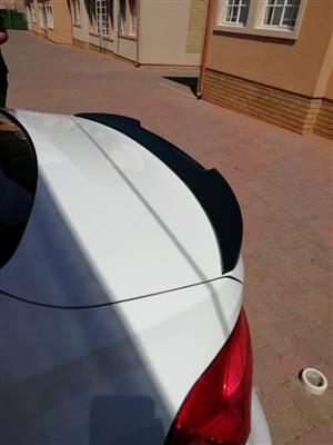 F30 M4 style Boot Spoilers