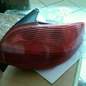 Peugeot 206 right taillight.