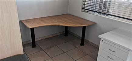 Oak office tables