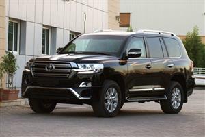2019 Toyota Land Cruiser Prado PRADO VX 4.0 V6 A/T