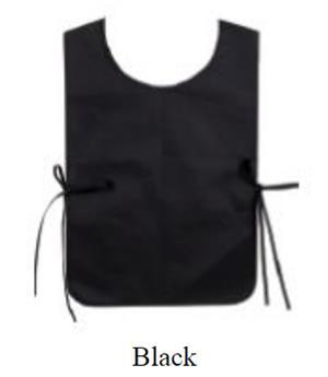 Non Woven Bib - Black