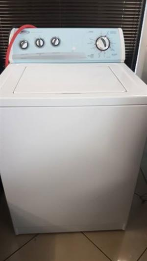 Whirlpool Top Loader 8.2kg wash machine
