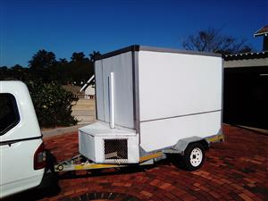 Mobile Cold / Freezer Room Hire