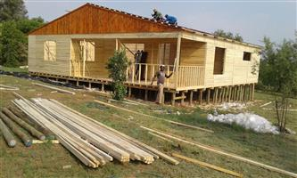 Quality Wendy Houses and Log Cabins