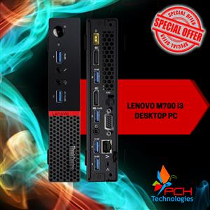 Lenovo ThinkCentre M700 i3 Tiny (New out of Box Special) - R4600