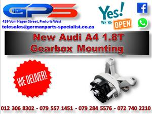 Audi A4 1.8T Gearbox Mounting New Parts for Sale