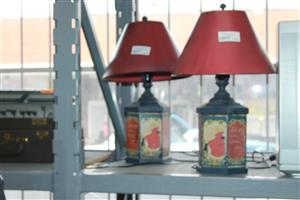 Lampshades S029851E #Rosettenvillepawnshop