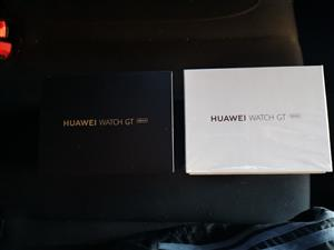Huawei Watch GT 46mm and 42mm