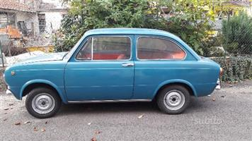 WANTED Fiat 850 ENGINE