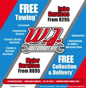 Car service & repairs