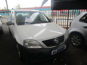 2015 Nissan NP200 1.5dCi