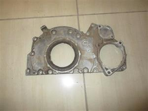 Isuzu FTR 800 Turbo Inner/Outer Timing Covers