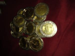 Selling mandela R5 coins