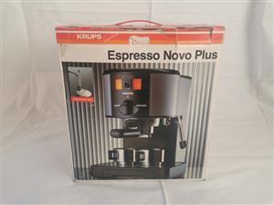 Krups Cappuccino Plus Coffee Machine Espresso