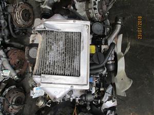 Nissan Hard body 2.7 TD27 Engine for Sale