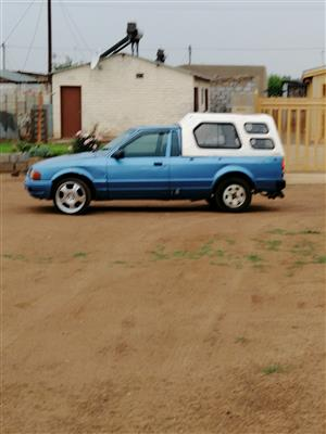 1988 Mazda Rustler