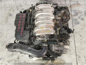 TOYOTA and LEXUS -1UZ 4.0L VVTI V8 Complete Engine & Automatic Gearbox
