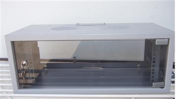 Server Cabinet - 57cm( L) x 44.5cm ( h) x 30.5cm (w) - with keys