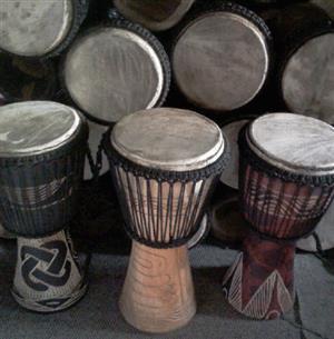 Djembe drums (small - medium)