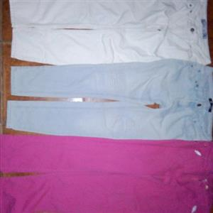 assorted womans clothes