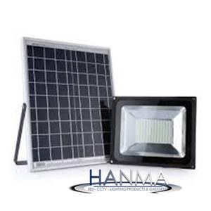 Solar led flood lights with remote  60 Watt