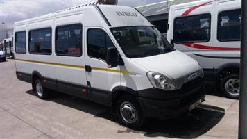 2016 Iveco Daily 50c15v15 - 23 Seater Bus