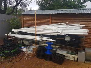 White tubing for sale