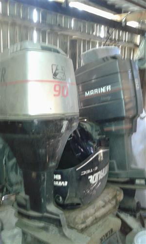 90 Hp Mariners