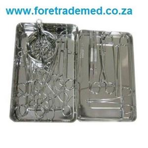Surgical Set - Basic (24pc) with tray R2015.72