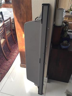 Nissan Xtrail rear parcel shelf - for 1st model